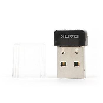 Dark DK-NT-WDN150NAN4 RangeMax Nano 150Mbit USB Wireless Að Adaptör