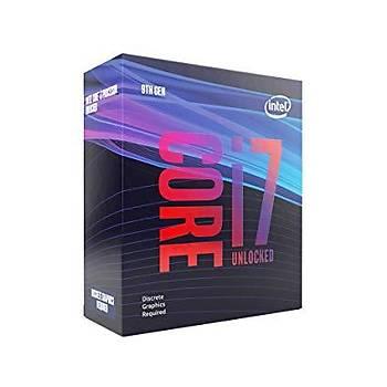 Intel BX80684I79700KF CI7 9700KF SC 1151 3.6Ghz 12Mb Coffee Lake Intel Ýþlemci