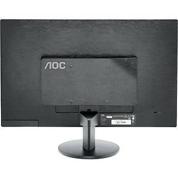 Aoc E2270SWHN 21.5 inch 1920X1080 5ms HDMI VGA Siyah Led Monitör