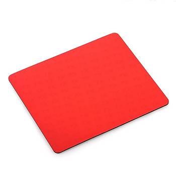 Tx TXACMPAD03RD Flat Line 240x220x3mm Yarý Sert Üst Yüzeyli Slim Kýrmýzý Mousepad