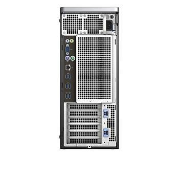 Dell T7820-SILVER-4214 Precision T7820 Xeon Silver 4214 32GB 256GB SSD VGA YOK Win10 Pro Ýþ Ýstasyonu
