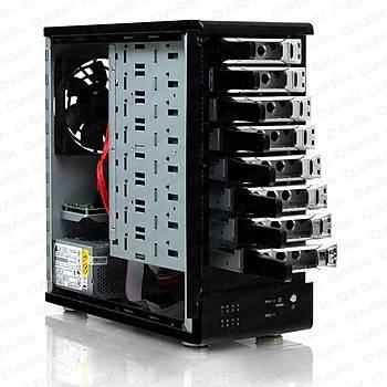 Dark DK-AC-DSX81U3 StoreX D80 8 x 2.5/3.5 inch Disk Destekli Usb 3.0 Hot Swap Disk Kulesi