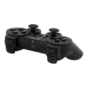 Frisby FGP-625BT Bluetooth PS3 Siyah Kablosuz Oyun Kolu