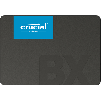 Crucial CT2000BX500SSD1 BX500 2 TB 540/500Mb/s 2.5 inch SSD Harddisk