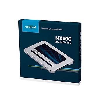 Crucıal Ct500Mx500Ssd1 500Gb Mx500 Sata 560/510Mb/S Ssd Harddisk