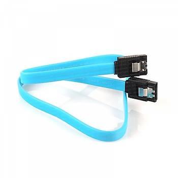 Dark DK-CB-SATA3L50 50 cm SATA 3 Kilit Mekanizmalı SATA Data Kablosu