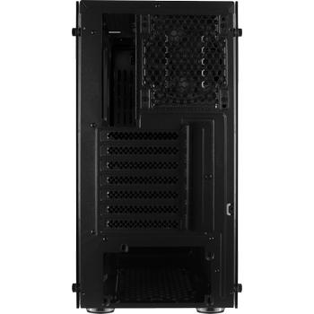 Aerocool AE-KLAW RGB PSU YOK 3x12cm Fanlý Pencereli Siyah ATX Oyuncu
