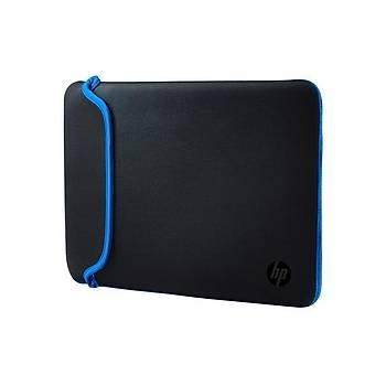 Hp V5C31AA 15.6 inch Chroma Ters Çevrilebilen Siyah Mavi Kýlýf