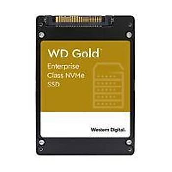 Western Digital WDS192T1D0D 1.92 TB 3100/2000Mb/s 2.5 inch PCIe Gen 3.1 x4 Gold SSD Harddisk