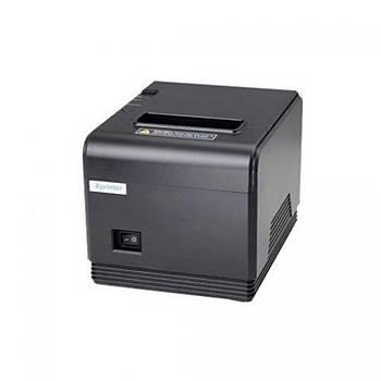 Xprinter Q800 Direk Termal Transfer USB Seri Ethernet Fiþ Yazýcý