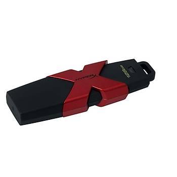 Kingston HXS3/128GB 128 GB Hyperx Savage USB 3.1 Gen1 USB Flash Bellek