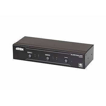 ATEN Vm0202H 2X2 Port 4K Hdmı Matrıx Çoklayıcı Spliter