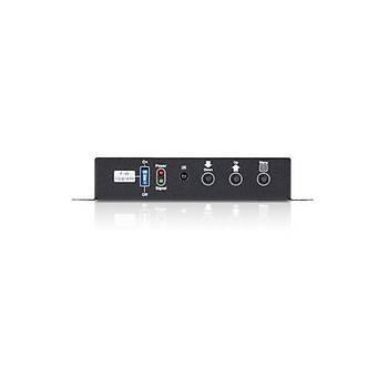 Aten VC812 HDMI to VGA SES 1080p Diþi-Diþi Ses Scaler Özellikli Dönüþütürücü Adaptör