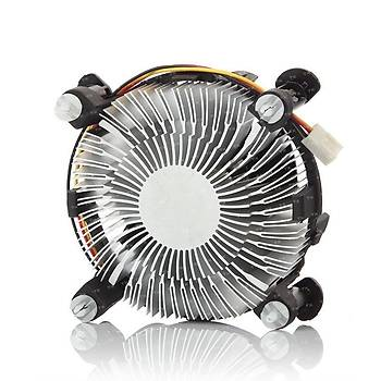 Tx TXCCSW115 Intel Uyumlu 9.2 cm Fanlý Intel Ýþlemci Soðutucusu
