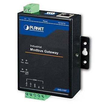 Planet PL-IMG-110T 1 Port RS422 / 485 Industrial Modbus  Gateway
