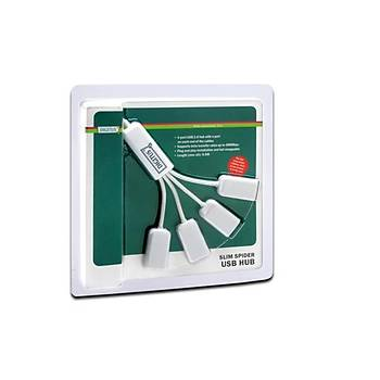 Digitus DA-70216 USB 2.0 to 4 Port USB 2.0 Kablo Formunda USB 2.0 Çoklayýcý Hub