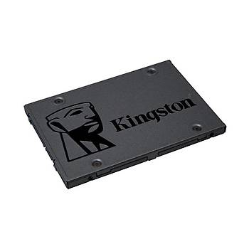 Kingston Sa400S37/240G 240Gb A400 500/450Mb/S 2.5İnc Ssd Harddisk