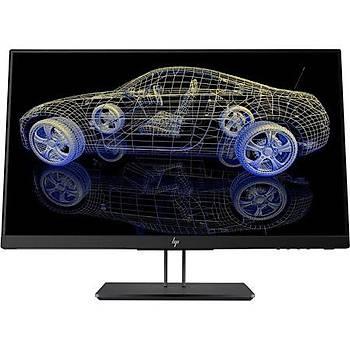 Hp 1JS06A4 Z23N 23 inch 1920X1080 5Ms HDMI VGA Siyah Monitör