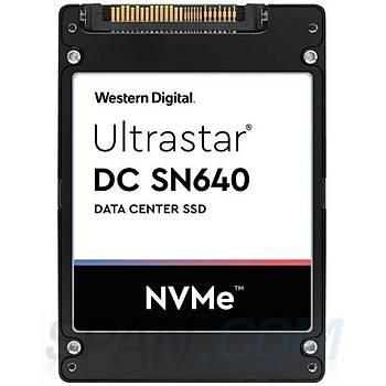 Western Digital 0TS1960 960 GB 500/3100MB/s BICS4 Plus SFF-7 PCIe R1-0 SSD Sunucu Harddisk