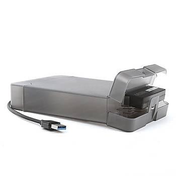 Dark DK-AC-DSE32 StoreX E32 3.5 inch SATA USB 3.0 Þeffaf Disk Kutusu