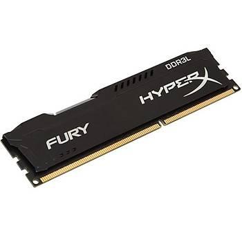 Kingston HX313C9FB/8 8 GB DDR3 1333MHz CL9 HyperX Fury Bilgisayar Bellek