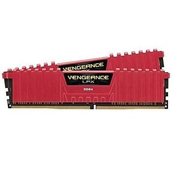 Corsair CMK16GX4M2A2666C16 16 GB (2x8) DDR4 2666Mhz CL16 Vengeance Bilgisayar Bellek
