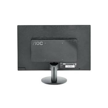Aoc E970SWN 18.5 inch 1366X768 5ms VGA Siyah Parlak Led Monitör