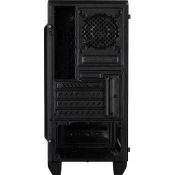 Aerocool AE-CYLN-MINI580 500W 80+ Mini RGB Akrýlýk ATX Bilgisayar Kasasý