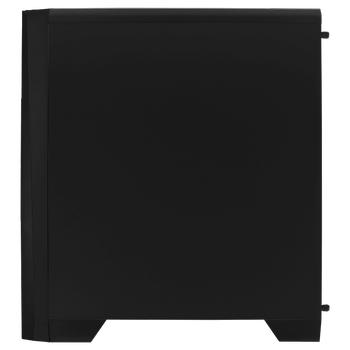 Aerocool AE-CYLN-580 Cylon RGB 500W 80 + Akrılık Panel Siyah Mid Tower ATX Kasası