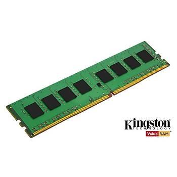 Kingston KVR26N19S6/4 4 GB DDR4 2666MHZ CL19 Bilgisayar Bellek
