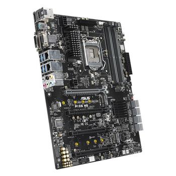 Asus P10S Ws Sc-1151 C236 Ddr4 Udýmm 2133Mhz M2 Server Anakart