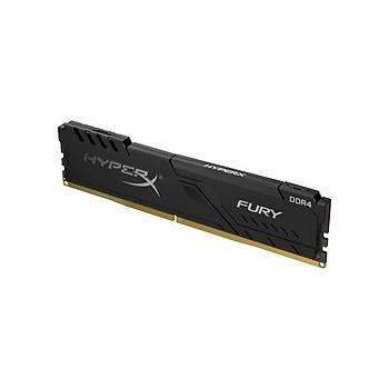 Kingston HX432C16FB3A/32 32 GB DDR4 3200MHZ CL16 Hyperx Fury RGB Bilgisayar Bellek