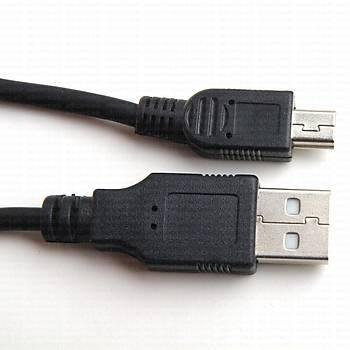 Dark DK-CB-USB2MINIL80 0.80 Mt USB 2.0 to mini USB Data Şarj Kablosu