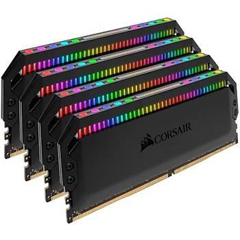 Corsair CMT32GX4M4K3600C16 32 GB (4x8) DDR4 3600Mhz CL16 Dominatör Platinum RGB Bilgisayar Bellek