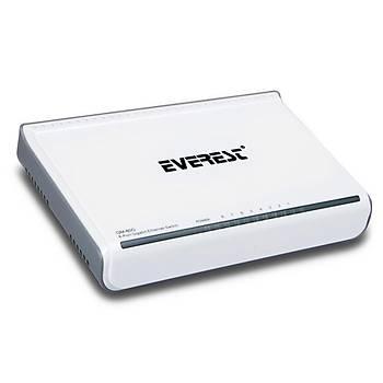 Everest GM-80G 8 Port 1000Mbps Gigabit Ethernet Switch Hub