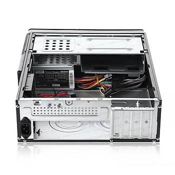 Dark DKCHAURA300 300W Auro Kart Okuyuculu Micro/ATX/Mini ITX Bilgisayar Kasasý
