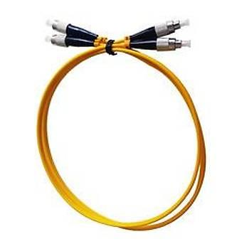 Beek BC-FO-9FCFC-01 1 Mt FC-FC 09/125 LSZH SingleMode Duplex Patch Cord Kablo