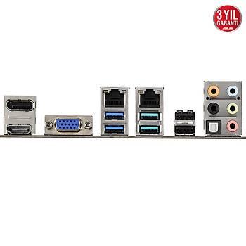Asus WS C246M PRO Sc-1151 C246 DDR4 2666Mhz M2 mATX Intel Sunucu Anakart
