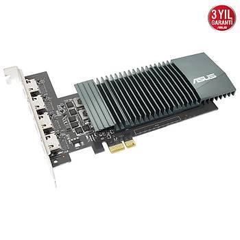 Asus GT710-4H-SL-2GD5 2 GB GDDR5 GeForce GT 710 64 Bit NVIDIA Ekran Kartý