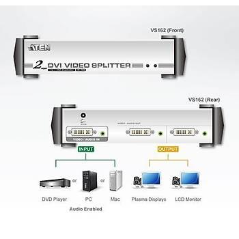 ATEN ATEN-Vs162 2 Port Dvı 1920X1080 Video Çoklayıcı Spliter