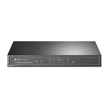 Tp-Link TL-R470T-PLUS 1 Port WAN 4 Port Ethernet Load Balance Broadban