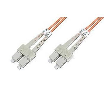 Beek BC-FO-6SCSC-01 1 Mt SC-SC 62.5/125 OM1 Multimode Duplex Patch Cord Kablo