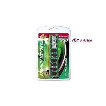 Transcend TS256MLQ72V8U 2 GB DDR2 800MHZ 2Rx4 CL6 ECC Sunucu Bellek