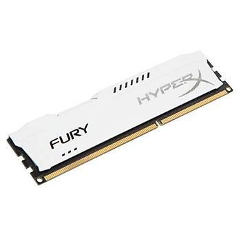 Kingston HX316C10FW/8 8 GB DDR3 1600MHZ CL10 Hperx Fury Bilgisayar Bellek