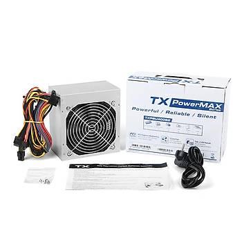 Tx TXPSU400S2 400W PowerMax Serisi 12cm Fanlý Güç Kaynaðý