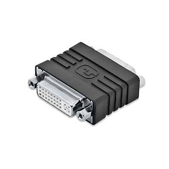 Digitus AK-320503-000-S DVI-I 24+5 to DVI-I 24+5 Diþi-Diþi DVI Dönüþtürücü Adaptörü
