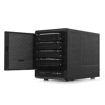 Dark DK-AC-DSX41U3R StoreX E40 4 x 3.5 inch SATA USB 3.0 - eSATA Raid Destekli Harddisk Kutusu