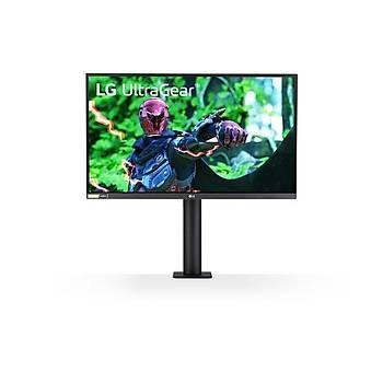 Lg 27GN880-B 27 inch 2560x1440 1ms 144Hz HDMI DP Nano IPS Ergo Oyuncu Monitörü