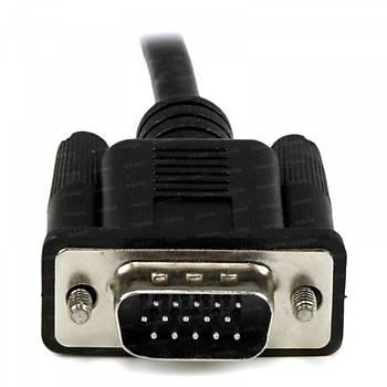 Dark DK-HD-AHDMIXVGAL180 HDMI to VGA Erkek-Erkek  Aktif Dijital Analog Güç Destekli Dönüþtürücü Adaptör