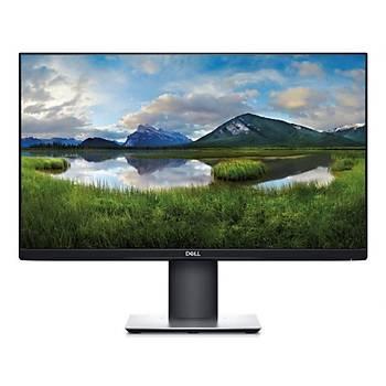 Dell P2421DC 23.8 inch 2560x1440 8ms HDMI DP USB-C Full HD Siyah Monitör